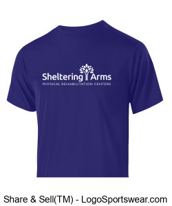 Sheltering Arms T-Shirt Design Zoom